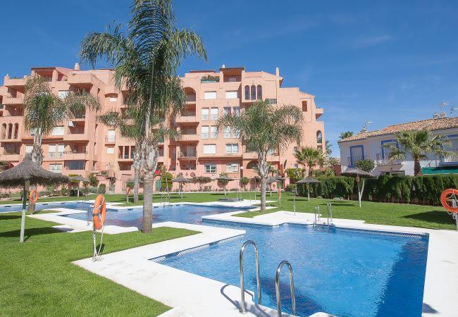 Apartamento en Manilva - Los Hidalgos Golf 2i2
