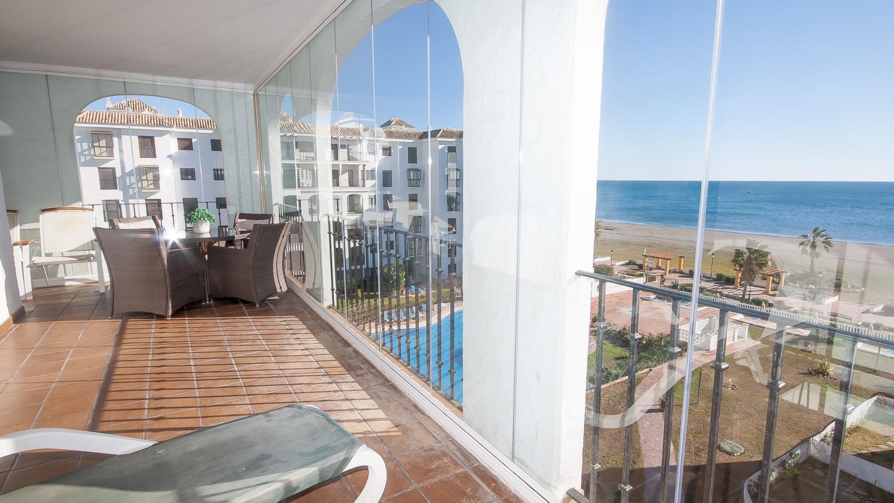 Apartments in manilva marina duquesa