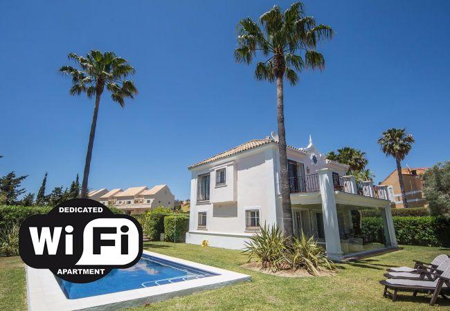 Villa/Dettached house in Manilva - Ocean Golf Villas 12